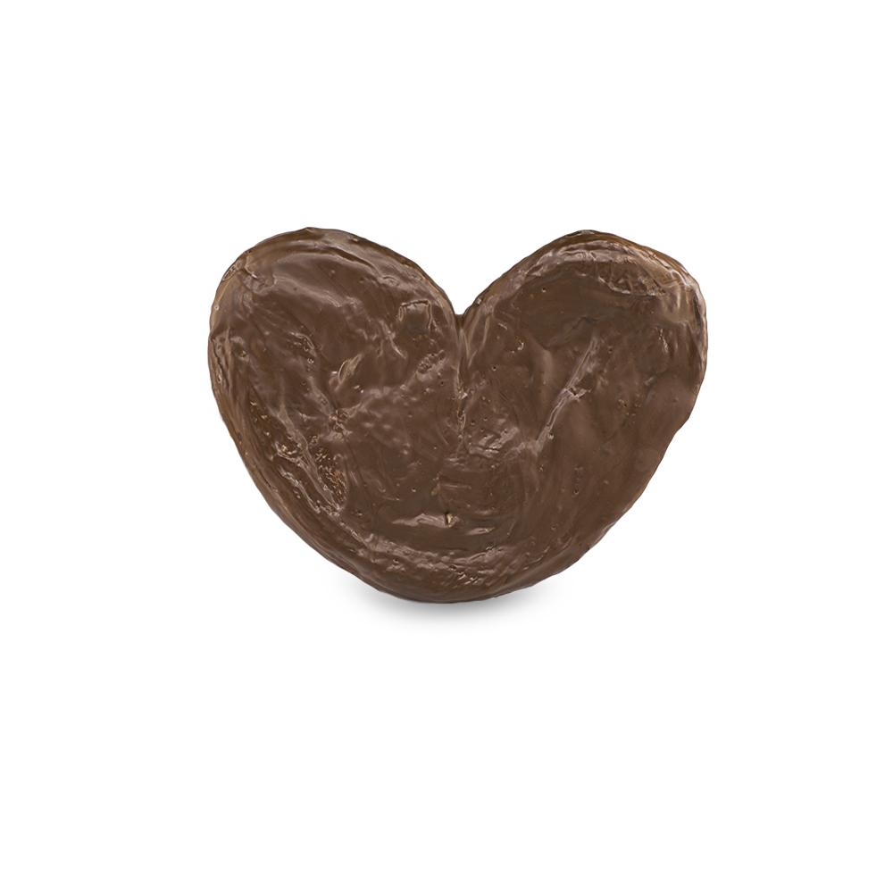 palmera de chocolate negro