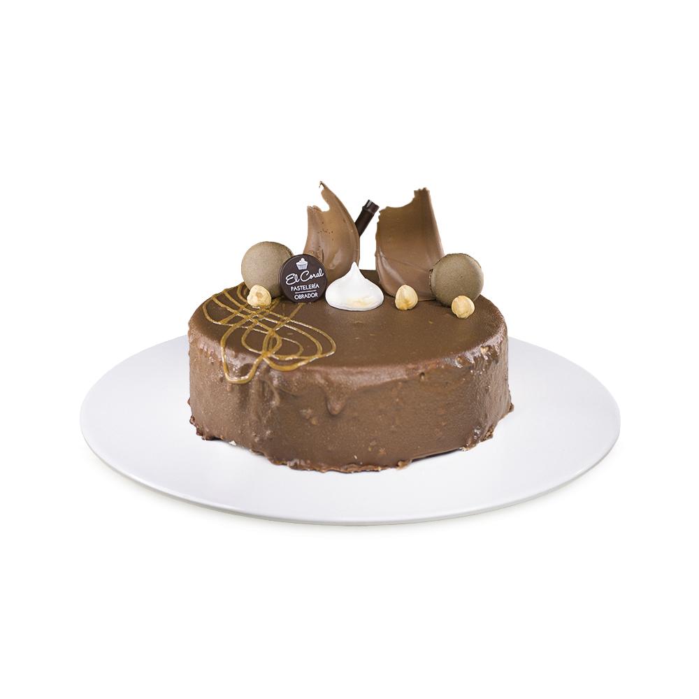 tarta de ferrero